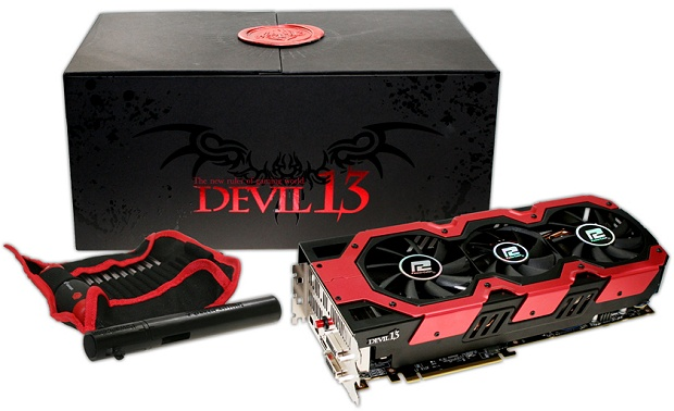 PowerColor Radeon HD 7990 Devil 13