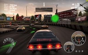 Radeon HD 5870 - Need for Speed: Shift (TN)