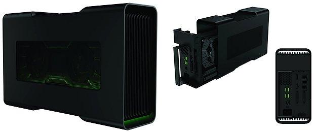 Razer Core externes GPU-Gehäuse