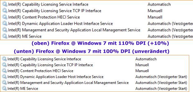 Testbild Windows DPI-Skalierung
