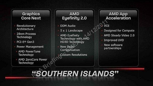 Präsentationsfolien zur Radeon HD 7970, Folie 10