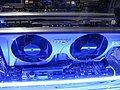 TwinFrozr-Kühler auf der MSI GeForce GTX 275
