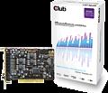 Club3D Soundkarte