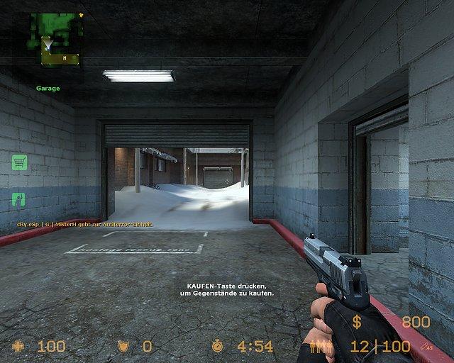 Counter-Strike: Source - Intel X4500