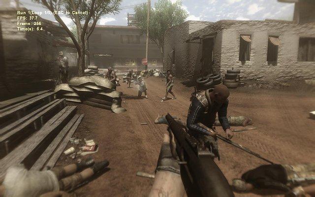 Far Cry 2 Screenshot