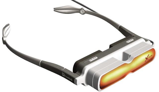 Leadtek Xeye 3D-Brille
