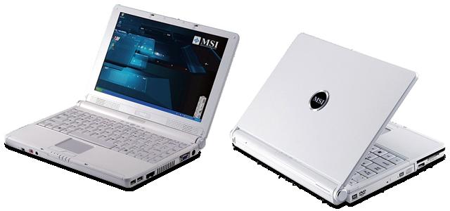 MSI Megabook