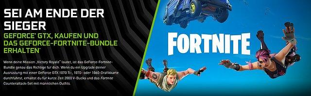 "nVidia ""Fortnite"" Itembundle"
