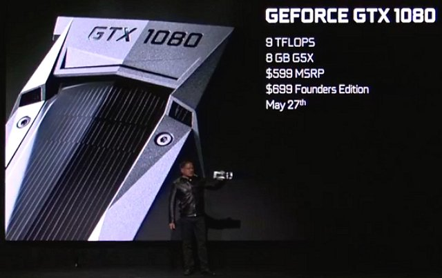 nVidia GP104-Livestream (Bild 2 - GeForce GTX 1080)
