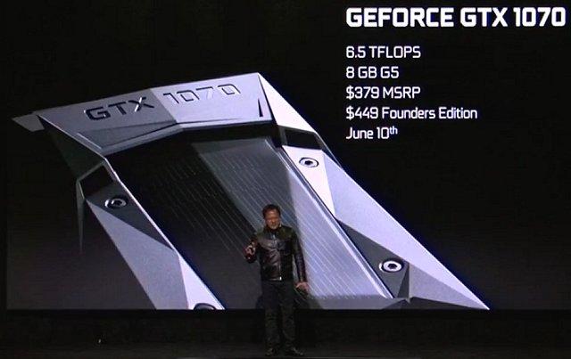 nVidia GP104-Livestream (Bild 3 - GeForce GTX 1070)