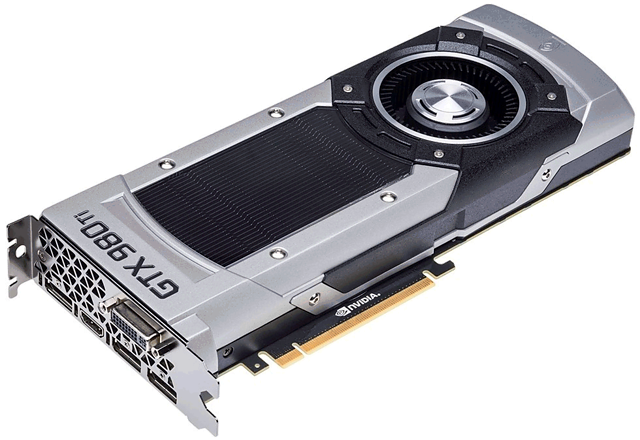 nVidia GeForce GTX 980 Ti Referenzdesign