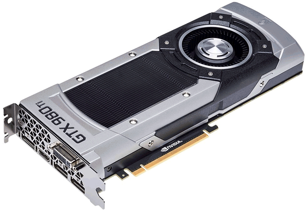 nVidia GeForce GTX 980 Ti Referenzdesign