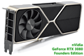 "nVidia GeForce RTX 3080 ""Founders Edition"""