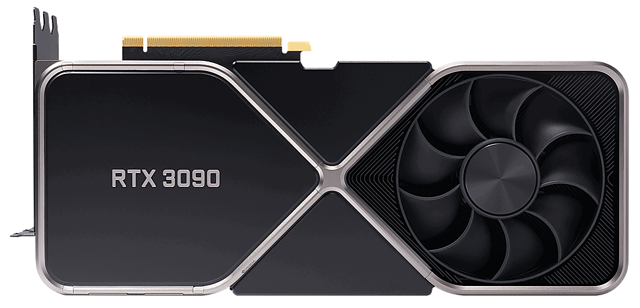"""nVidia GeForce RTX 3090 """"Founders Edition"""""""
