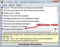 xp-AntiSpy: Windows Scripting Host deaktivieren